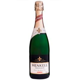 Vinho Espumante alemão trocken branco Henkell 750ml