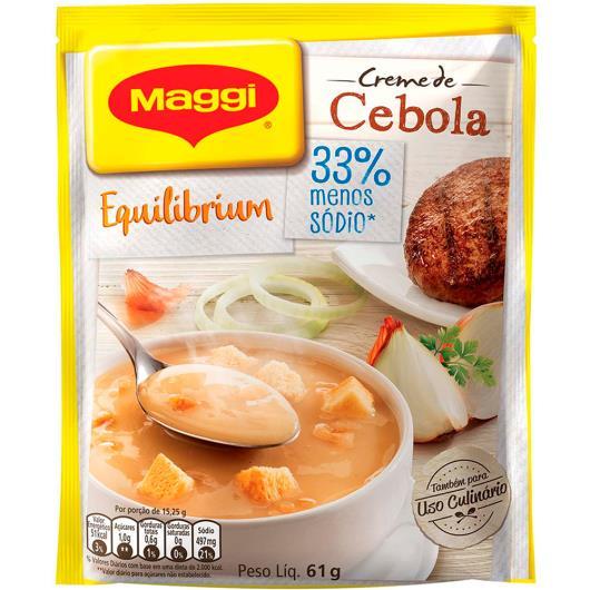MAGGI Creme de Cebola Equilibrium Sachê 61g - Imagem em destaque