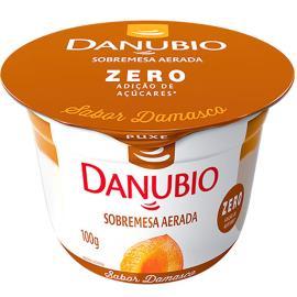 Sobremesa Láctea Danubio Aerada Damasco Zero 100g