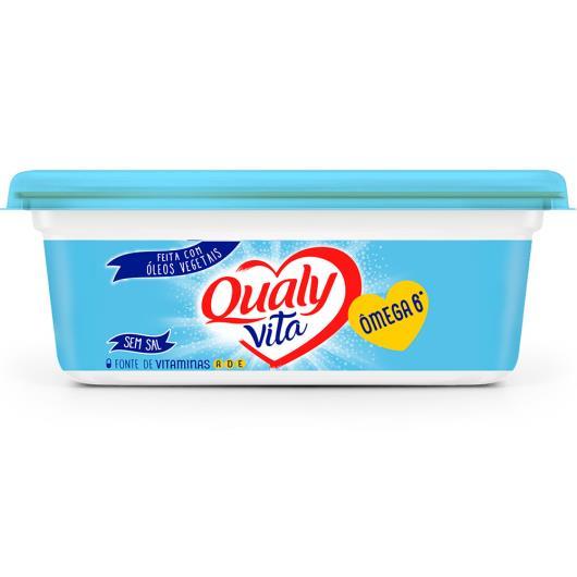 Creme Vegetal Qualy Vita sem Sal 250g - Imagem em destaque