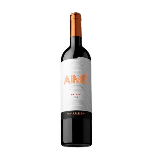 Vinho Argentino Aimé Ruca Malen Malbec Tinto 750ml - Imagem em destaque