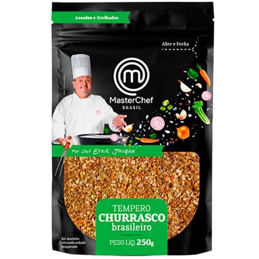 Tempero MasterChef Churrasco Brasileiro 250g - Imagem em destaque