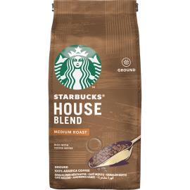 Café Starbuks Torrado e Moído House Blend 250g