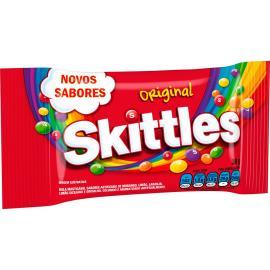 Bala mastigável original Skittles 38g