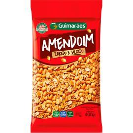 Amendoim Guimarães Salgado 400g