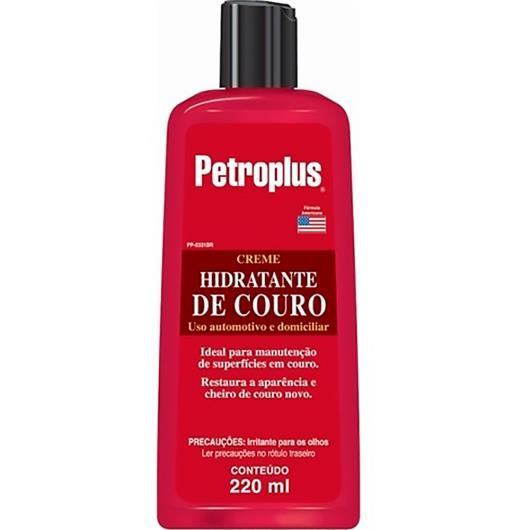 Hidratante couro Petroplus 220ml - Imagem em destaque