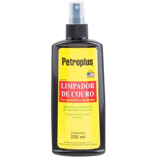 Limpador couro Petroplus 220ml - Imagem em destaque