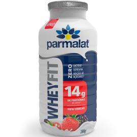 Iogurte frutas vermelhas Whey Fit Parmalat 200g