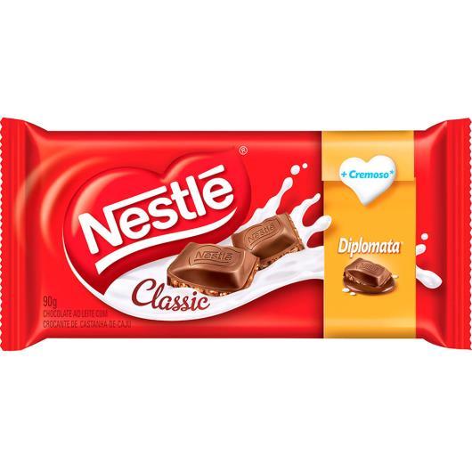 Chocolate Diplomata Nestlé 90g - Imagem em destaque