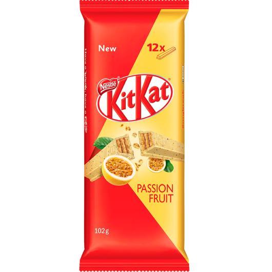 Chocolate Wafer KITKAT Maracujá 102g - Imagem em destaque