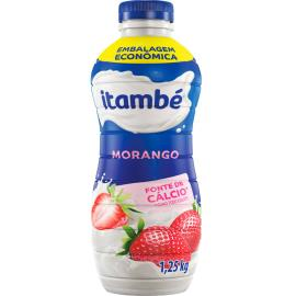 Iogurte morango Itambé 1,25Kg