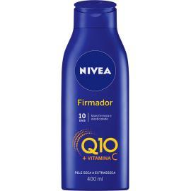 Hidratante firmador q10+vitamina C Nivea 400ml