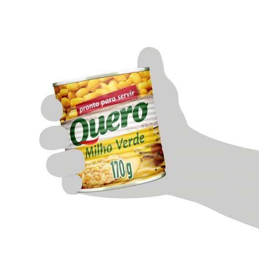 Milho verde conserva Quero lata 170g - Imagem em destaque