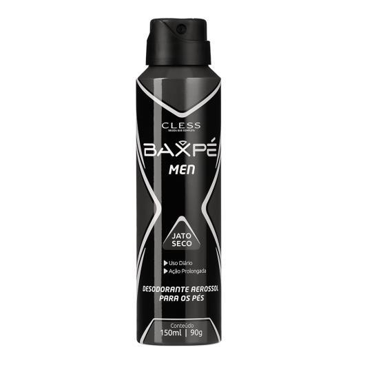 Desodorante jato seco para os pés men Baxpé 150ml - Imagem em destaque