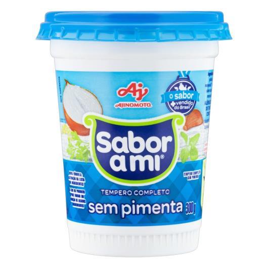 Tempero Completo sem Pimenta Sabor a Mi Pote 300g - Imagem em destaque
