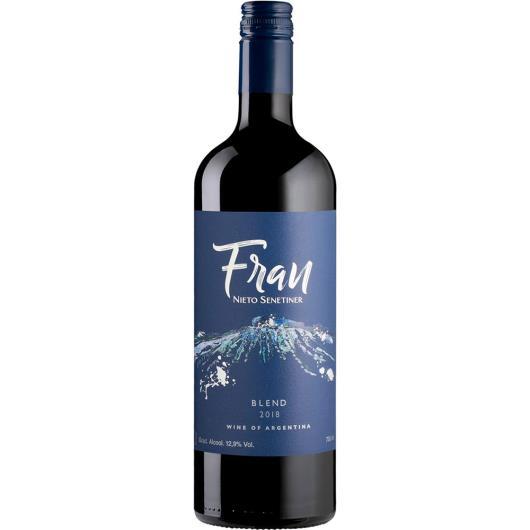 Vinho argentino blend Nieto Senetiner Fran 750ml - Imagem em destaque