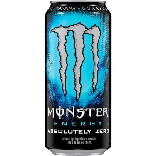 Energético energy absolutely Monster 473ml - Imagem em destaque