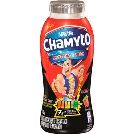 Iogurte de morango Proteína Turbo Chamyto 170g
