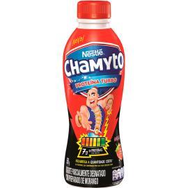 Iogurte de morango Proteína Turbo Chamyto 850g