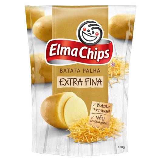 Batata palha extra fina Elma Chips 100g - Imagem em destaque