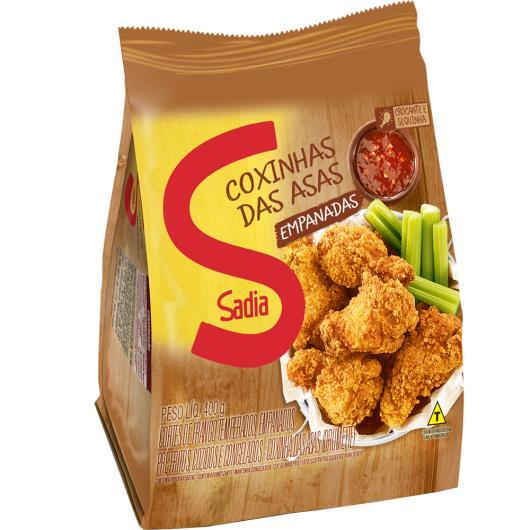 Coxinhas das Asas de frango empanadas Sadia 400g - Imagem em destaque