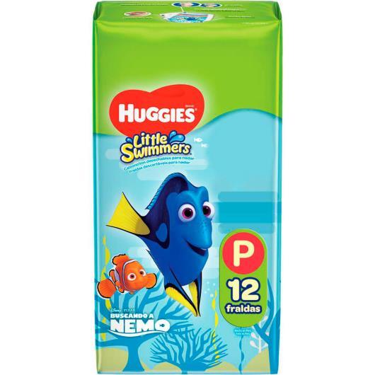 Fralda descartável little swimmers PS Huggies unidade - Imagem em destaque