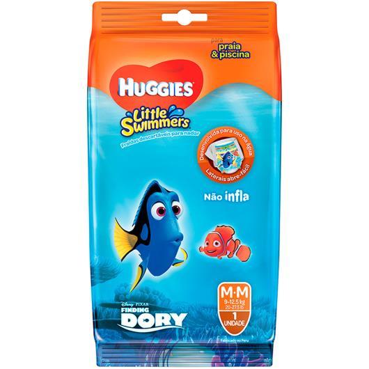 Fralda descartável little swimmers MM Huggies 1 unidade - Imagem em destaque