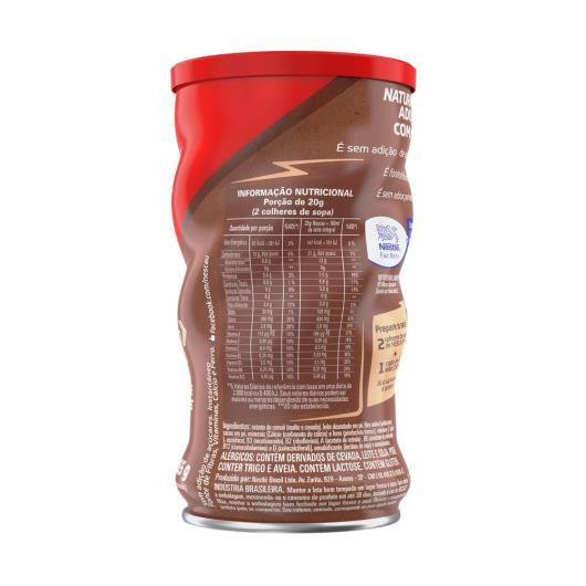 Achocolatado em Pó NESCAU Max 165g - Imagem em destaque