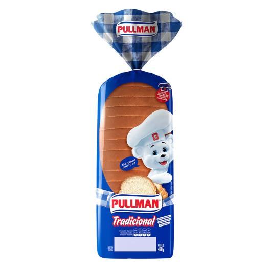 Pão de Forma Pullman Tradicional 500g - Imagem em destaque