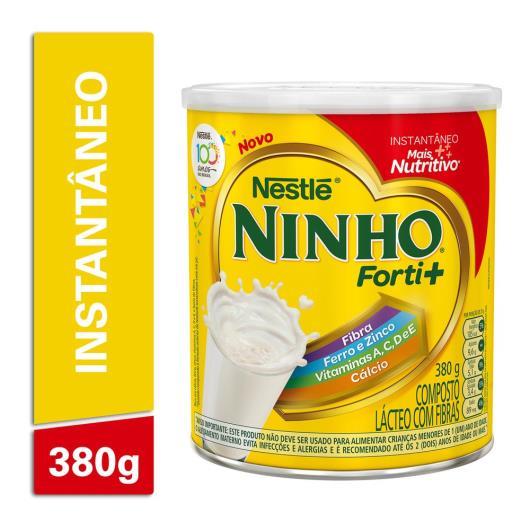 NINHO Instantâneo Forti+ Lata 380g - Imagem em destaque