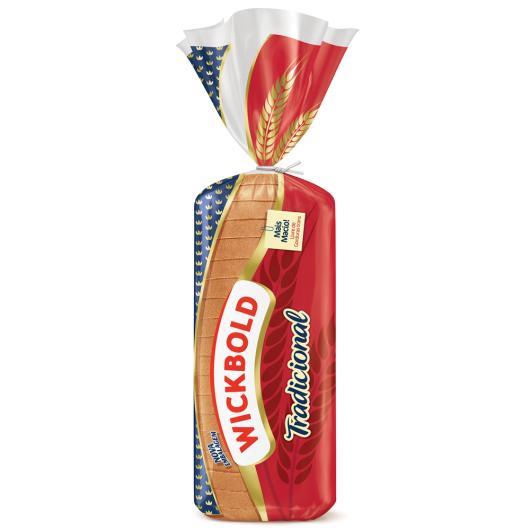 Pão de forma tradicional Wickbold 500g - Imagem em destaque