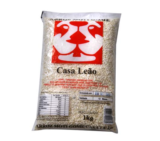 Arroz Moti Mitshui importado da califórnia de grão curto 1kg - Imagem em destaque