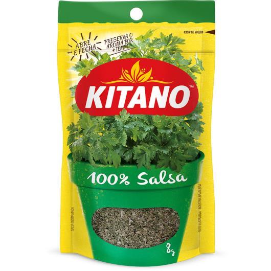 Tempero Kitano salsa desidratada 8g - Imagem em destaque