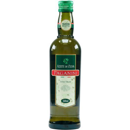 Azeite de oliva Paganini extra virgem 500ml - Imagem em destaque