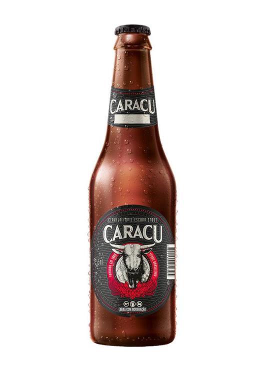 Cerveja Caracu long neck  355ml - Imagem em destaque