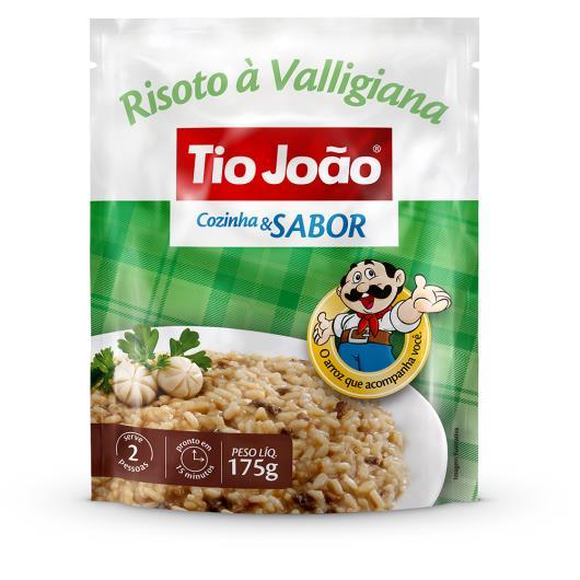 Risoto Tio João cozinha e sabor a valligiana light 175g - Imagem em destaque