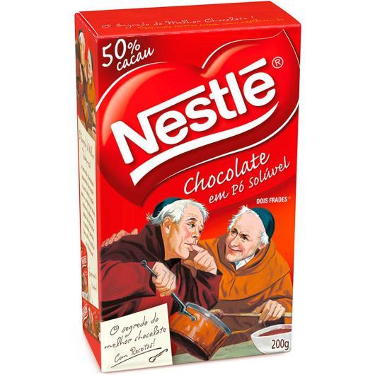 Chocolate em Pó NESTLÉ 200g - Imagem em destaque