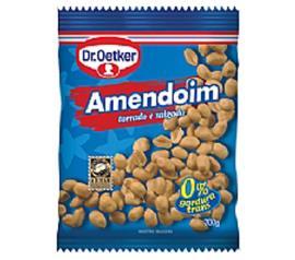 Amendoim torrado Oetker 200g