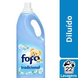 Amaciante Fofo tradicional 2L