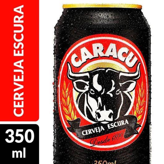 Cerveja Caracu lata 350ml - Imagem em destaque