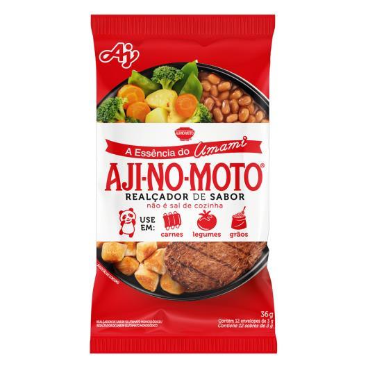 Tempero Aji-No-Moto 36g - Imagem em destaque
