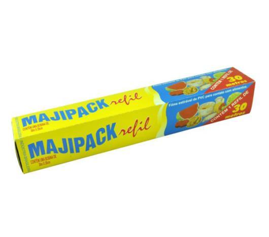 Bobina Majipack plástica  Refil 30x28cm - Imagem em destaque