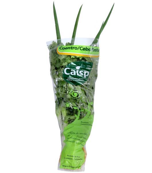Cheiro verde coentro Caisp - Imagem em destaque
