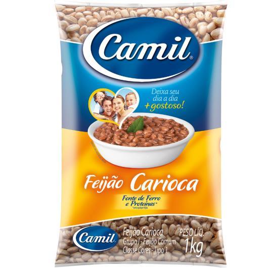 Feijão Carioca Camil  1kg - Imagem em destaque