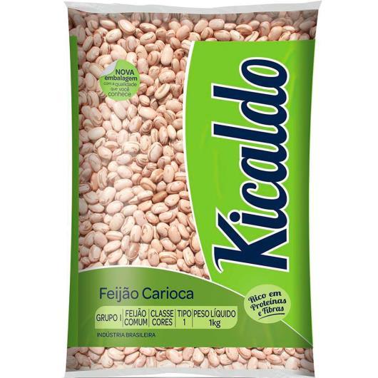 Feijão Carioca Kicaldo 1kg - Imagem em destaque