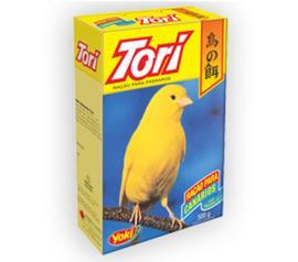 Ração para canário Tori 500g