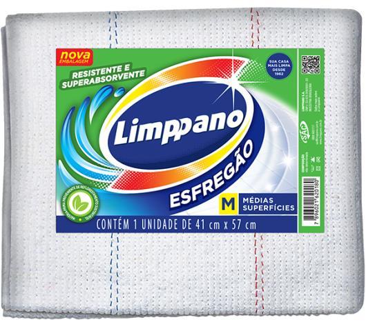 Pano Limppano esfregão superfícies média - Imagem em destaque
