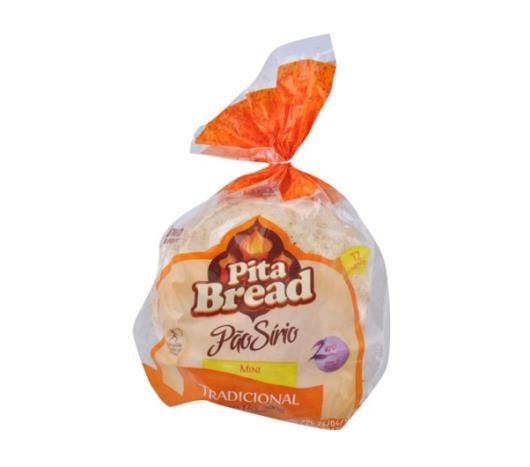 Mini Pita-Bread pão sírio  300g - Imagem em destaque