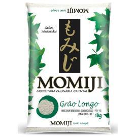 Arroz Momiji classe longo tipo 1 1 kg