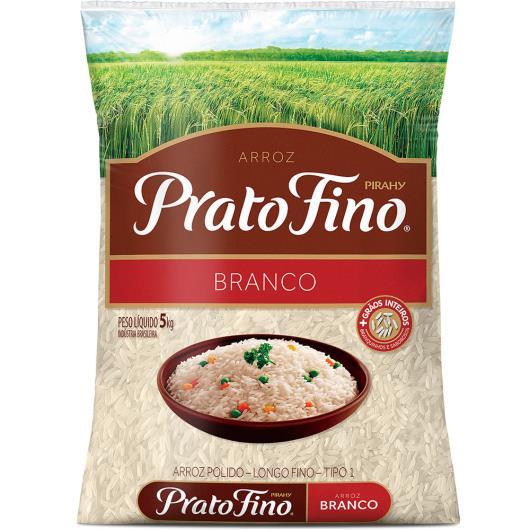 Arroz  Prato Fino agulha tipo 1 5kg - Imagem em destaque